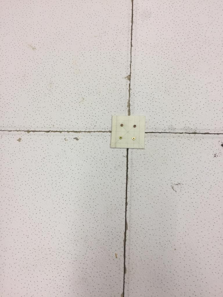 So verbinden wir die Platten.