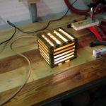 Leuchtcube LED