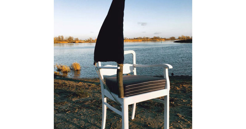 Segel-Stuhl